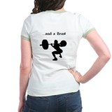 beauty and beast fitness T