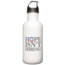 Hope Isnt Hiring Water Bottle