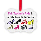 TEACHERS AIDE Ornament