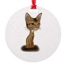 Cartoon Aby Ornament