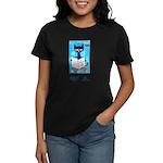 Be a Cool Cat Women's Dark T-Shirt