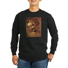 Leonardo Da Vinci La Scapigliata T