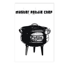 Potjie Postcards (Package of 8)