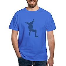 Sitfly 1 (Blue) T-Shirt