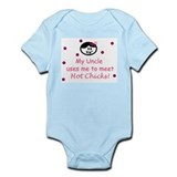 Cool My uncle Infant Bodysuit