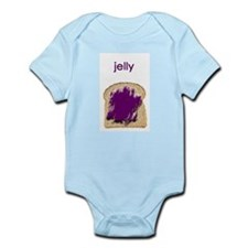 Cute Jelly Infant Bodysuit