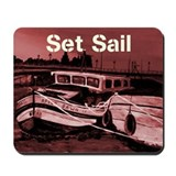 Set Sail Mousepad