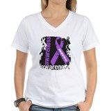Grunge Pancreatic Cancer Shirt