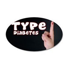 Type 1 Diabetes Wall Decal