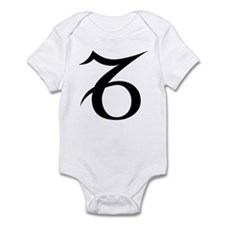 Capricorn Symbol Infant Creeper