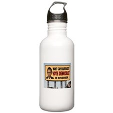 OBAMA GAY Water Bottle