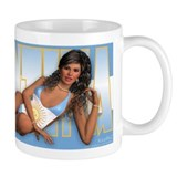 PINUP MUG - Girls of the World (Argentina)