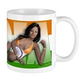 PINUP MUG - Girls of the World (India)