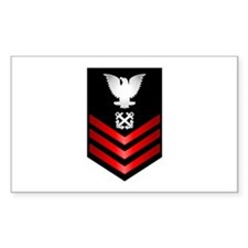Navy Boatswain's Mate First Class Decal