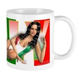 PINUP MUG - Girls of the World (Italy)