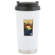 Serenity Stream Stainless Steel Travel Mug