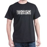 Cute Stick figures T-Shirt