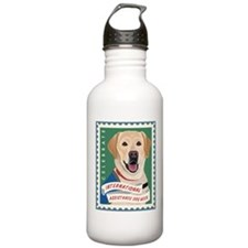 Assistance Dog Week Water Bottle