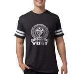 Tea Party Conservative 3/4 Sleeve T-shirt (Dark)