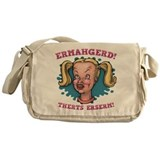Ermahgerd! Therts Erserm! Messenger Bag