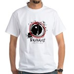 Bauhaus Clan White T-Shirt