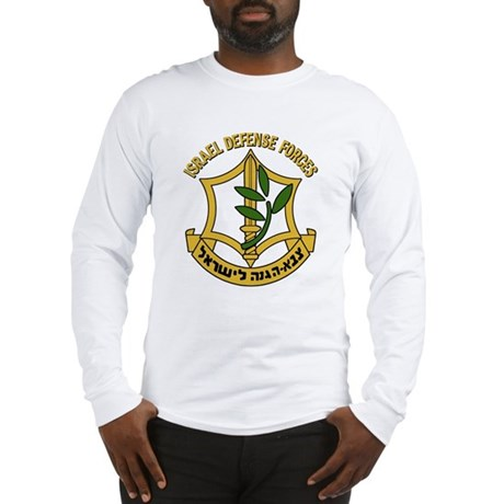 IDF - Israel Defense Forces Long Sleeve T-Shirt