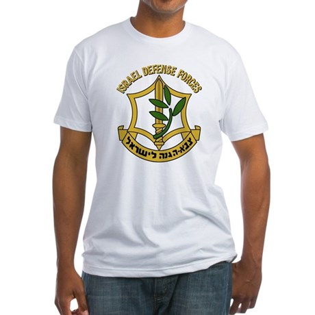IDF - Israel Defense Forces Fitted T-Shirt