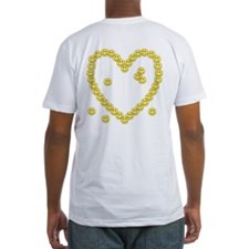 Little Hlthy Cells(Heart Back) Shirt
