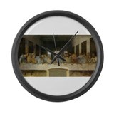 The Last Supper Large Wall Clock