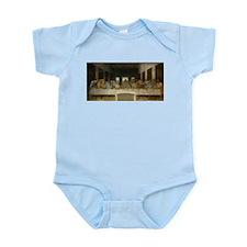 The Last Supper - Leonardo da Vinci Infant Bodysui