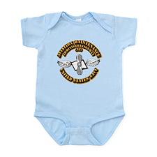 Navy - Rate - AZ Infant Bodysuit