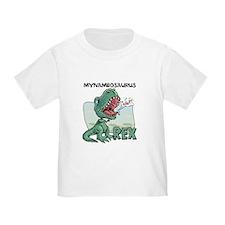 Personalizable T-Rex T
