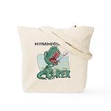 Dinosaur Totes & Shopping Bags