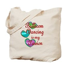 Ballroom Passion Tote Bag