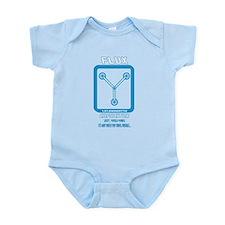Time Travel Infant Bodysuit