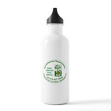 letsplanttrees2 Water Bottle