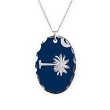 SC State Flag Necklace
