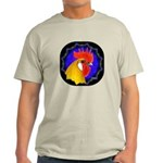 Campine Rooster Gold Light T-Shirt