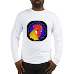 Campine Rooster Gold Long Sleeve T-Shirt