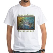 Unique Fishing art Shirt