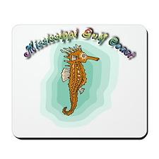 Sea Horse Mousepad