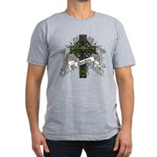 Gordon Tartan Cross T