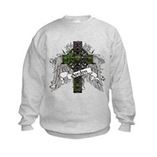 Gordon Tartan Cross Sweatshirt