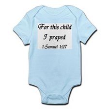 Funny Infertility Infant Bodysuit