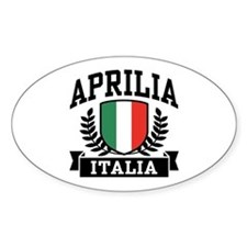 Aprilia Italia Decal