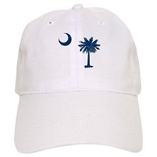Cute South carolina palmetto tree Baseball Cap
