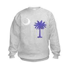 South carolina palmetto tree Sweatshirt