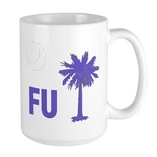 Unique Palmetto tree Mug