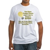 Trumpet player lightbulb joke Shirt