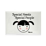 Special People Rectangle Magnet (10 pack)